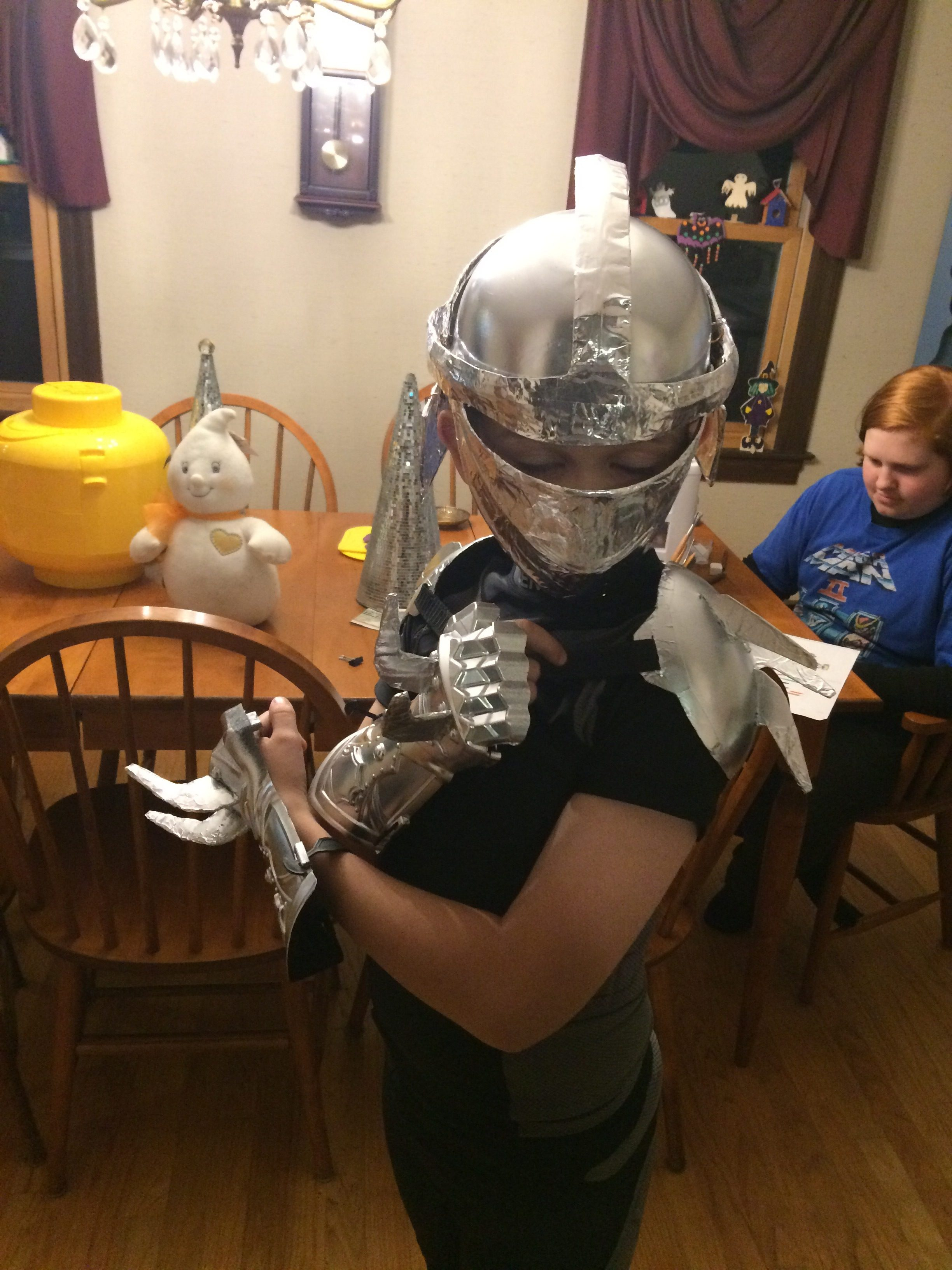 Nathan As Shredder