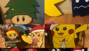 Nintendo Christmas.Creating Nintendo Christmas World 2018 Edition Chief Mom
