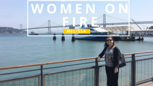 Women on fire melissa