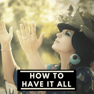 How to have it all as a breadwinning mom