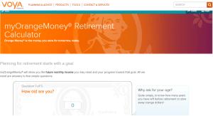 Voya Retirement Calculator Review