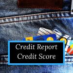 Credit Report Credit Score