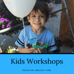 Kids Workshops - Free Weekend Fun
