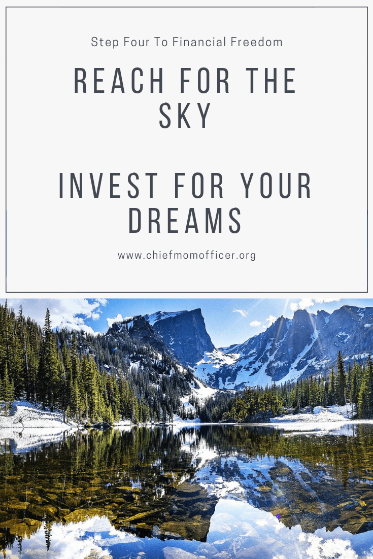 Step Four To Financial Freedom