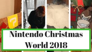 Nintendo Christmas World 2018
