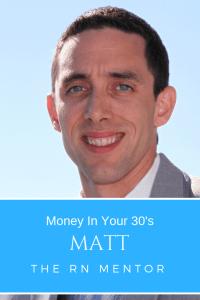 money in your 30's