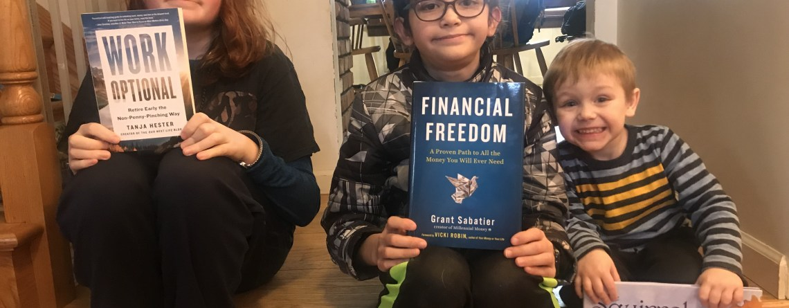It's Money Book Giveaway Time!