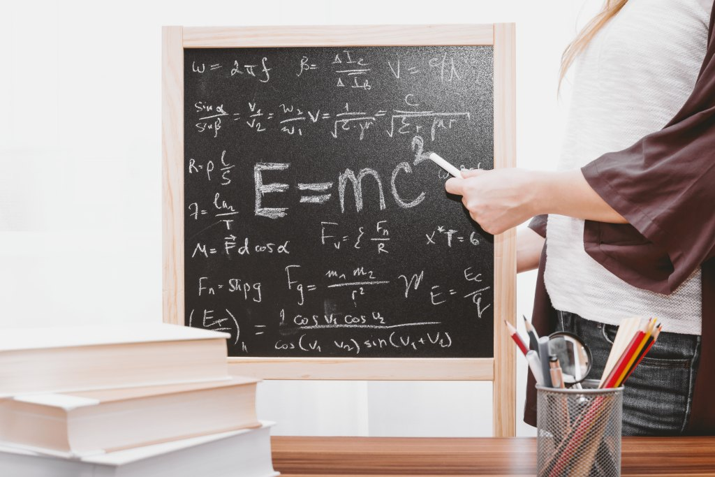 Math - it's not hard