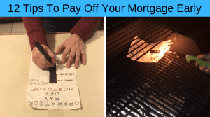 12 Tips To Pay Off The Mortgage Early
