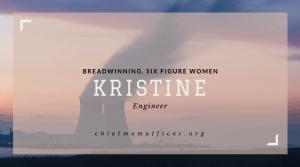 Breadwinning Six Figure Women Kristine