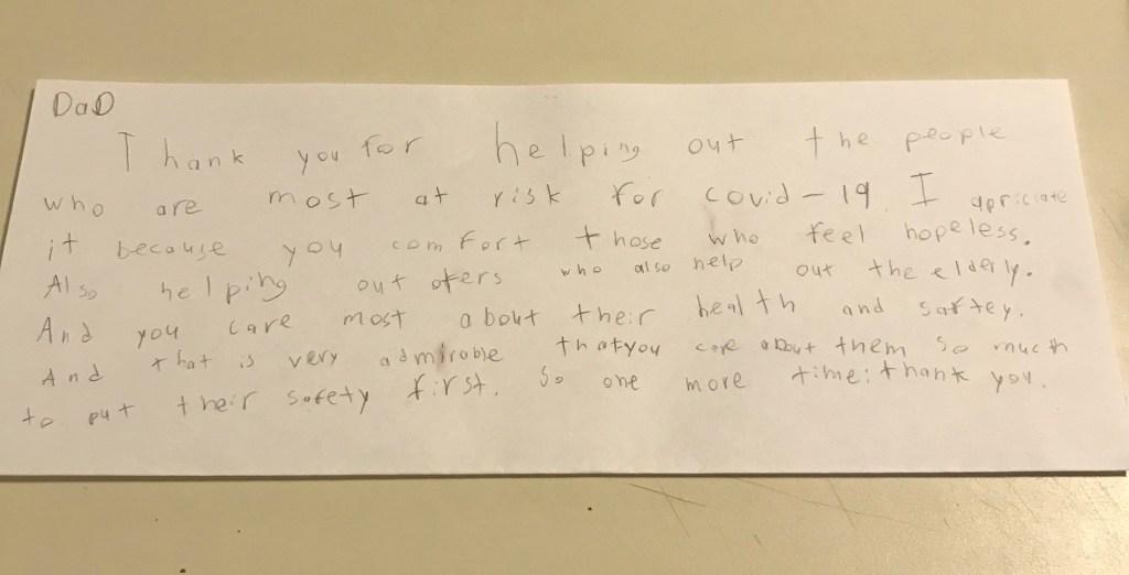Hero Letter