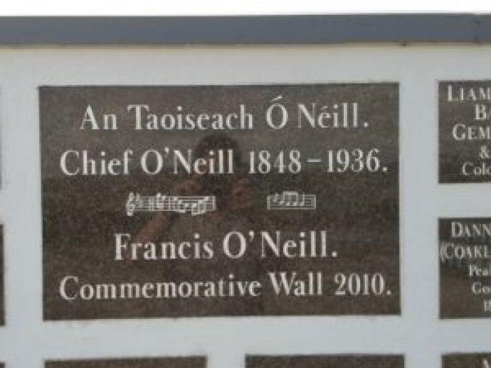 The Commemorative Wall