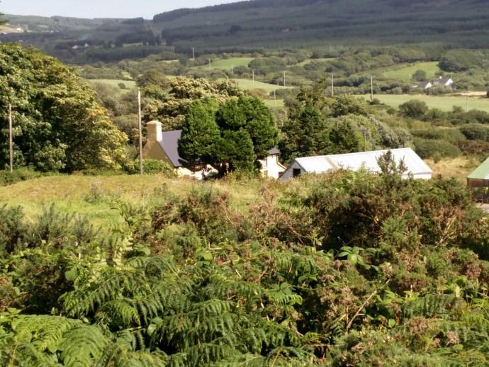 The Original O'Neill Farmhouse