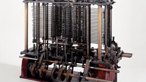 Babbages Analytical Engine