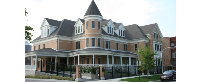 Ronald McDonald House, 5444 S. Drexel Avenue, Chicago, IL