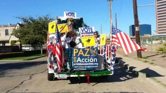 Promise Arizona Get Out the Vote Float