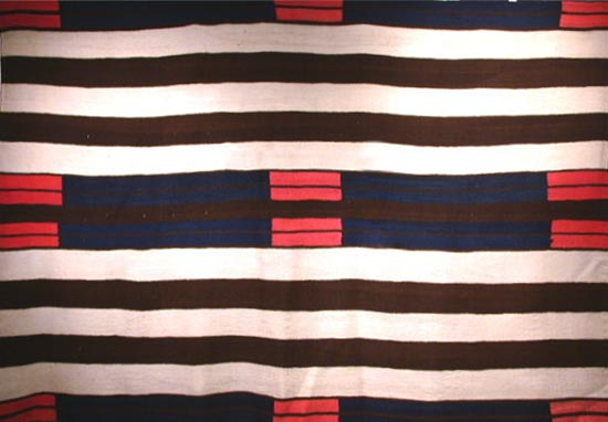 Navajo Second Phase Chiefs Blanket