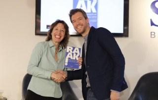corporate storytelling Reinier Rombouts boek RAAK!