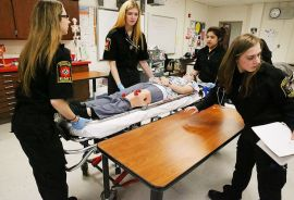 FREC 4 Pre Hospital Medical Care Course