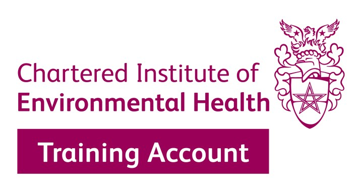 Chieftain Training Food Courses are accredited by the Chartered Institute of Environmental Health