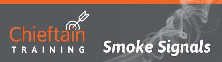 Chieftain Training Smoke Signals
