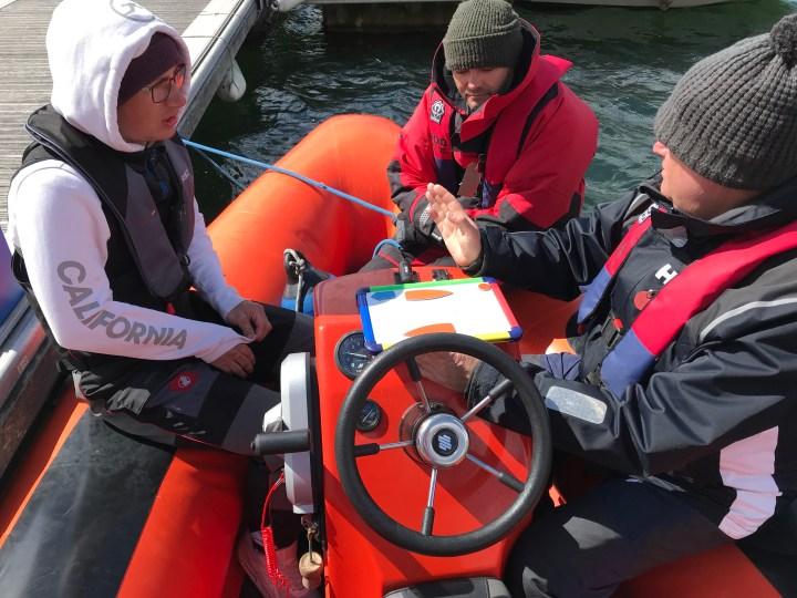 powerboat-instructor-skills