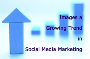 Images a growing trend in social media marketing
