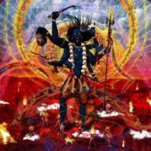 Kali, who annihilates illusion