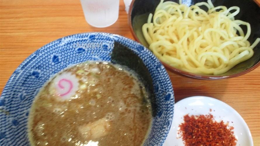 食べログ・浜松で1番人気の「つけめん京蔵(きんぞう)」に行ってきたよ