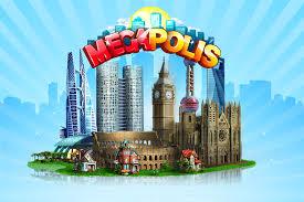 シムシティーに似たMegapolisゲームにはまってる