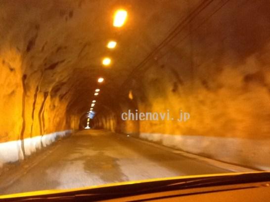 佐久間ダムトンネル