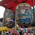 三河一色大提灯まつりは多くの住民に愛されるお祭り