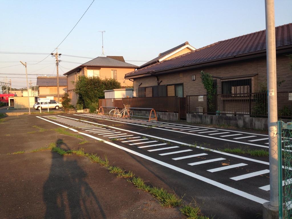 豊川駅駐輪場