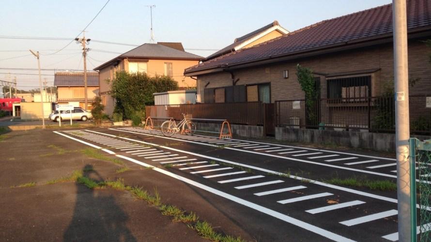 豊川駅の駐輪場が増えました。名鉄電車を使う人にはオススメしたい