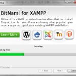 ローカル環境でWordPressを動かすためにbitnamiをインストールしたけど即削除