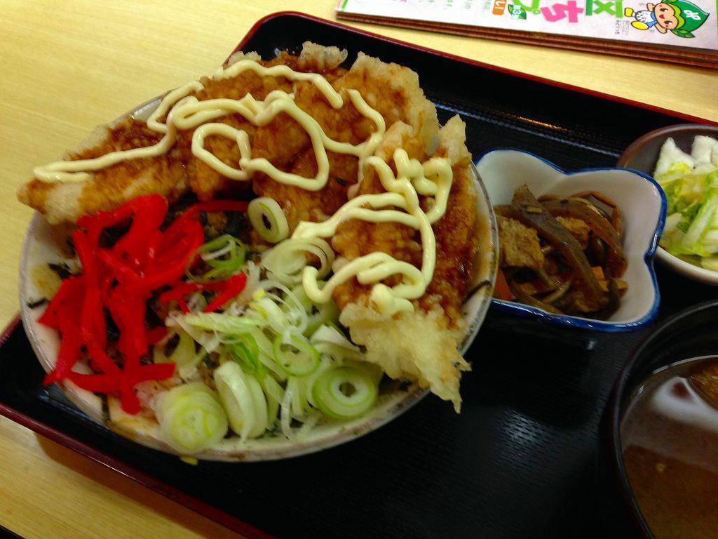 天ぷらてんちゃんとり天丼