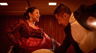 Animación de Bradley Seminario y Maria Mejia (Campeones de Marinera - Marinera de Trujillo y Piurana). Photo by Alessandro Pucci