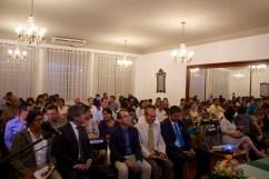 Presentación del filme en el Club Unión de Tacna organizado por la ODE de Tacna