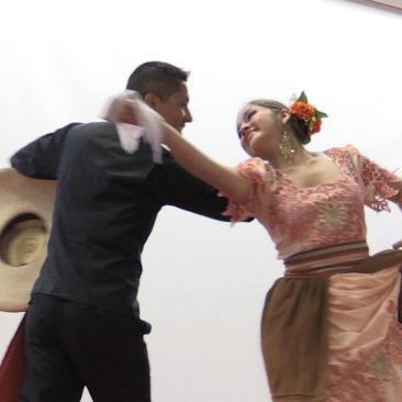 Clay Altamirano Chanduví y Valeria Hervías Sagástegui (Escuela de Turismo de la Facultad de Ciencias Sociales)