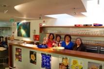 Membres de l'association Nazca - Bruxelles