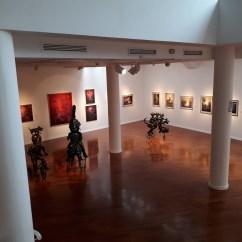 Exposición Allinta Yachay de Alberto Quintanilla