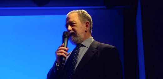 Javier Muñoz Sánchez-Brunette - Directeur de l'Institut Cervantes de Paris. Photo by Annie Gauthier.