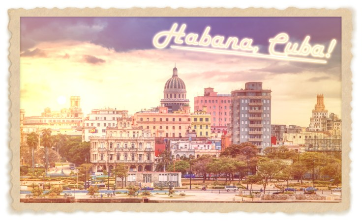 Havana - Art Design by Alessandro Pucci - APPP – ADPP