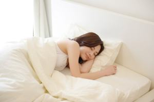 夏の寝汗対策