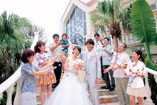 沖縄 結婚式 かりゆし