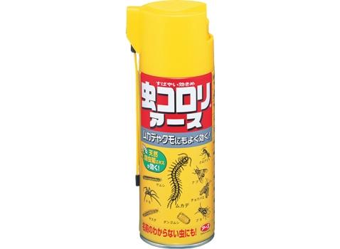 シバンムシ 殺虫剤