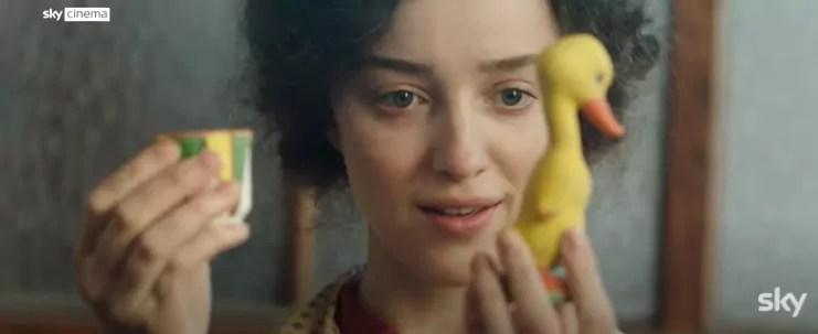 Il trailer di The Colour Room: il film con protagonista Phoebe Dynevor nei panni di Clarice Cliff