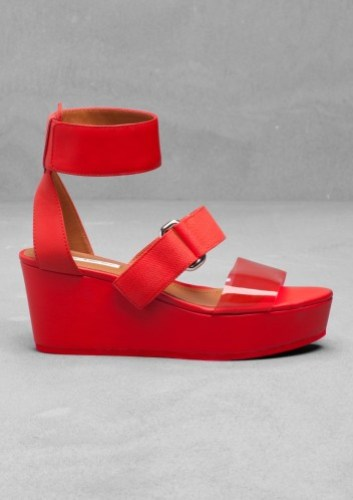 red wedges & other stories