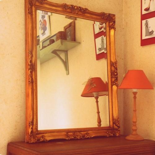 Miroir-ancien