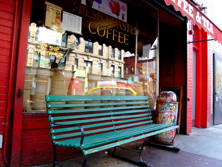 coffee lower eastside